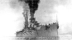 Navi da guerra   RN Caio Duilio 1913   nave corazzata da battaglia   Regia Marina Militare Italiana