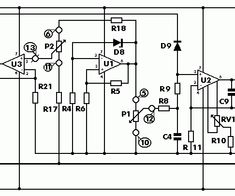 0 70v power supply,2a variable using lm723 and 2n3055 electronics0 30v stabilized variable power supply with current control