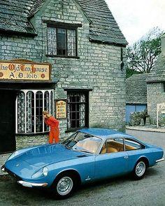 1969 Ferrari 365GT 2+2