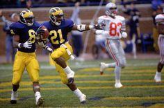 OSU-Michigan 1991: Desmond Howard's Heisman Trophy pose highlights Wolverines' 31-3 blowout of Buckeyes | cleveland.com