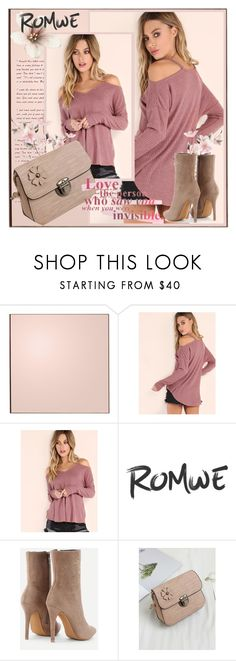 """Romwe 10/10"" by sanela1209 ❤ liked on Polyvore featuring AYTM"