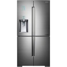 Samsung CHEF Collection 34.3 cu. ft. French Door Refrigerator in Stainless Steel-RF34H9960S4 at The Home Depot
