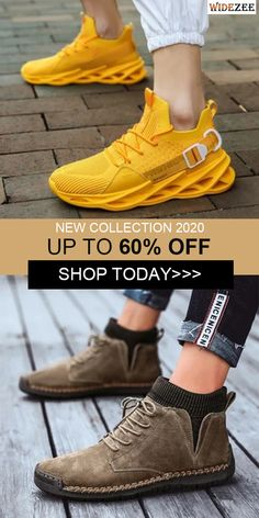 Men's Fashion Breathable Comfortable Non-slip Lightweight Sneakers Platforms, Athletic Shoes, Women's Fashion, Sneakers, Shirts, Collection, Shopping, Slippers