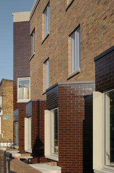 Stephen Taylor Architects' Aikin Villas project for Hackney council