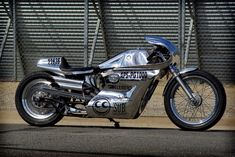 XLCH Ironhead Land Speed Racer ~ Return of the Cafe Racers