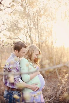 Casey & Jessica {{Maternity}} - Erica Mae Photography