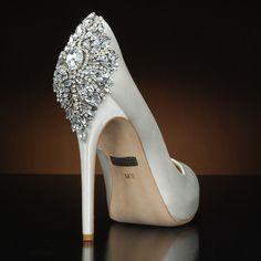 Editor's Picks: Stylish Wedding Shoes,  Badgley Mischka
