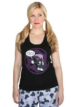 Star Wars pjs by Katie Cook!