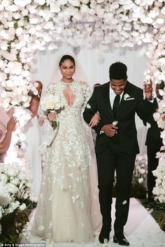 Chanel Iman weds Sterling Shepard
