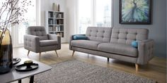 Sofa Nappa to klasa, elegancja i funkcjonalność. Zgrabna i smukła - spodoba się zwolennikom stylu skandynawskiego.
