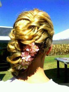 Hair by Kaitlin Rose @ the White House Salon Murphysboro Il
