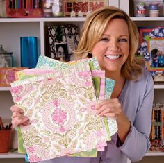 Anna Griffin - Anna Griffin Cricut - Scrapbooking Invitations and Projects