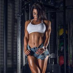 ❤️ #MuscleGirls