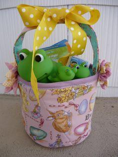 Tutorial for Easter Basket