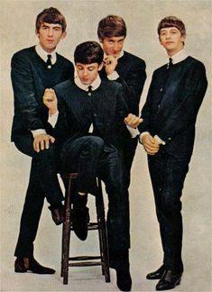 The Beatles, John Lennon, Paul McCartney, George Harrison, Ringo Starr