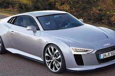 Audi Confirma el Lanzamiento de Su Nuevo «TT 2015» Para EsteAño