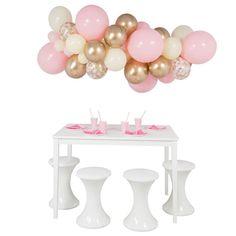 Pale Pink Balloon Garland