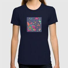 Oriental garden T-shirt