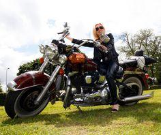 Lady rider!!