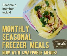 Do You Pinterest? | OAMC from Once A Month Meals