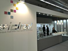 Our stand at #ISH (Frankfurt 10-14 March 2015)