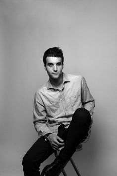Nico Casal  Pianist and composer based in London  http://www.nicocasal.com/  ©Photograph by Jesús Madriñán