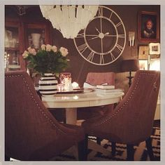 My Livingroom / dinner place Dinner Places, Old And New, My House, Castle, Living Room, Interior, Home, Interieur, Indoor