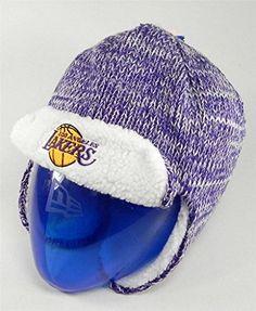 Los Angeles Lakers Trooper Hat
