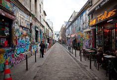Para conhecer em Paris
