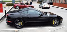 The Ferrari California - Super Car Center Ferrari California T, First Drive, New Engine, Twin Turbo, Paddle, Quad, Super Cars, Convertible, The Incredibles