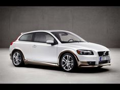 volvo c 30. Not sure why I like this so much.