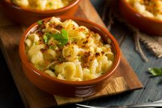 how to make Macaroni and Cheese right in the crockpot slow cooker -- no need to cook pasta first, it softens up right in the pot in the cheese and milk!