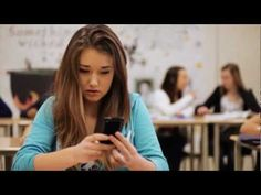 Here is a great video explaining the effects of cyberbullying and how girls can work together to put an end to it.