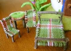 fairy twig furniture - - Yahoo Image Search Results