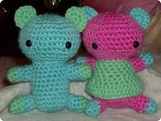 Ravelry: Little Bear pattern by Michelle Taylor