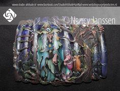 nail tips and tricks Black Heads 3d Nail Art, 3d Nails, Cool Nail Art, Stiletto Nails, Swag Nails, Nail Art Courses, Mixed Media Boxes, Almond Acrylic Nails, Crystal Nails
