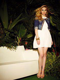 Jacket Milie  dress Magnolia