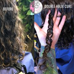 Naturally Curly Hair  Do you ever wonder what kind of treasures you have hiding in your frizz? So much Curl potential could be just waiting to be discovered. I am so excited to welcome  this new curly goddess into my guest list.  -Carleen Sanchez  Booking:775.721.2969
