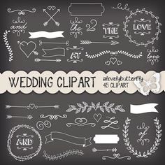 chalk bridal invitations - Google Search