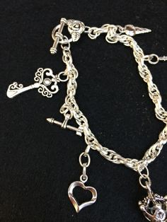 Bettelarmband von Melissa le Fays Little Treasures auf DaWanda.com
