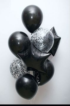 Сет №16 Balloon Decorations, Birthday Decorations, Black Ballons, Birthday Balloons, Birthday Parties, 21st Bday Ideas, Corporate Event Design, Happy Birthday Wallpaper, Flowery Wallpaper