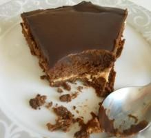 Recette - Cheesecake au chocolat inratable - Notée 4.3/5 par les internautes