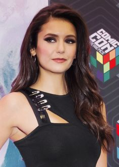 Nina Dobrev attends the Sao Paulo Comic-Con 2016 on December 01, 2016 in Sao Paulo, Brazil.
