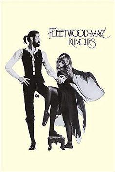 Fleetwood Mac Music, Stevie Nicks Fleetwood Mac, Fleetwood Mac Rumours, New Poster, Poster Wall, Poster Prints, Art Print, Band Posters, Rock Posters
