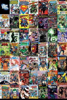 DC Comics – Montage Plakat