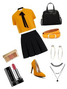 """""""Untitled #62"""" by nonostyle ❤ liked on Polyvore featuring interior, interiors, interior design, home, home decor, interior decorating, Elvi, Alexander Wang, Qupid and Furla"""