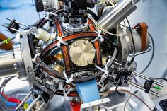 An experiment to test a popular theory of dark energy has found no evidence of new forces, placing strong constraints on related theories. The post Lab-based dark energy experiment narrows search options for elusive force appeared first on Tech Explorist What Is Technology, Technology News, Futuristic Technology, Theory Of Gravity, Models Of The Universe, Physics Research, Nuclear Force, Physics Department, University Of Nottingham