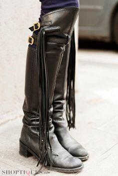 Love these shoes!!! Paris street style--Shoptiques.com