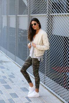 JUNESIXTYFIVE - Pantalon camouflage