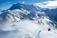 Mt. Baker Ski Resort